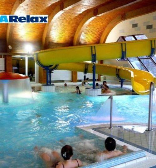 AquaRelaxx Titris Odborár 1km