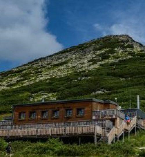 Chata pod Soliskom 24km