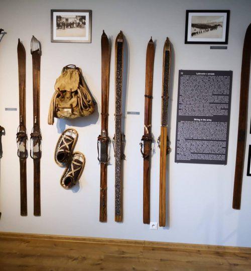 Ski Museum 1.3km